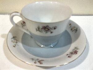 M.B. Occupied Japan Miniature Cup & Saucer