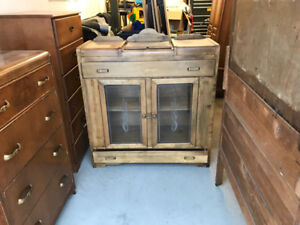 Selling an Antique China Cabinet