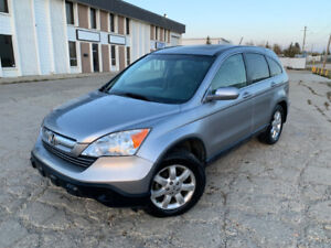 2007 Honda CR-V EX-L SUV - 4X4 - LEATHER LOADED