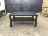 Coffee table or TV unit/ side tables.