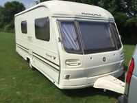 Avondale avocet 2 berth caravan 2003 in excellent condition for year