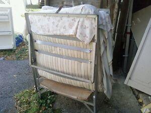 folding cot