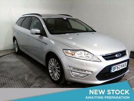 2013 FORD MONDEO 2.0 TDCi 140 Zetec Business Edition