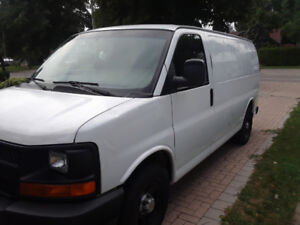 Carpet and duct cleaning equipment + van. Ready to go make money