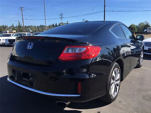 2014 Honda Coupe EX-L w/Navi Coupe (2 door)- With Snows!