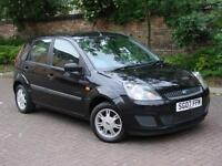 EXCELLENT VALUE!! 2007 FORD FIESTA 1.4 STYLE 5dr , 1 YEAR MOT, WARRANTY