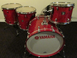 Yamaha Oak Custom Drum Kit. Mint Shape.Big Sizes.MINT !!