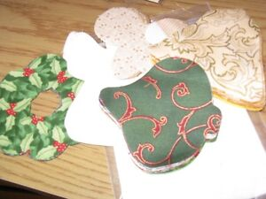 Appliques, laser cut  for Quilting etc. Prince George British Columbia image 7