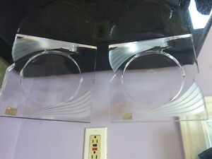 Mikasa crystal picture frames
