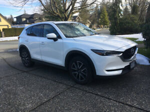 2017 Mazda CX-5 GT Immaculate Low Km's
