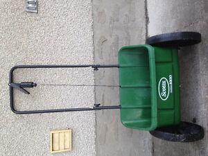 Scott's fertilizer spreader