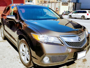 Acura RDX 2014 Excellent condition and Accident Free, Very Clean
