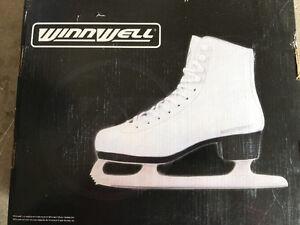KIds Size 10 Skates Kitchener / Waterloo Kitchener Area image 1