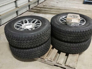 Tires and Rims at Bryan's Auction - Ends February 27th