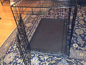 Dog Cage (medium size), Cage à chien (taille moyenne)