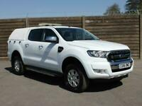 2016 Ford Ranger Pick Up Double Cab XLT 2.2 TDCi PICK UP Diesel Manual