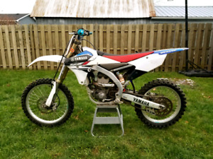 PRICE REDUCED - 2014 YZ250f Perfect Condition