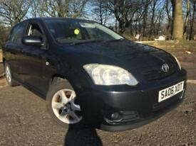 2006 Toyota Corolla 1.4 VVT-i Colour Collection Hatchback 5dr Petrol Manual