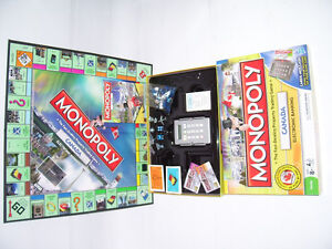 MONOPOLY GAME [canada]