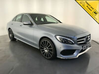 2014 64 MERCEDES BENZ C220 AMG LINE PREMIUM AUTOMATIC FINANCE PX WELCOME