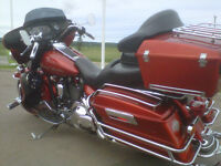 Harley FLHTC ... For Sale Or Trade For A Boat