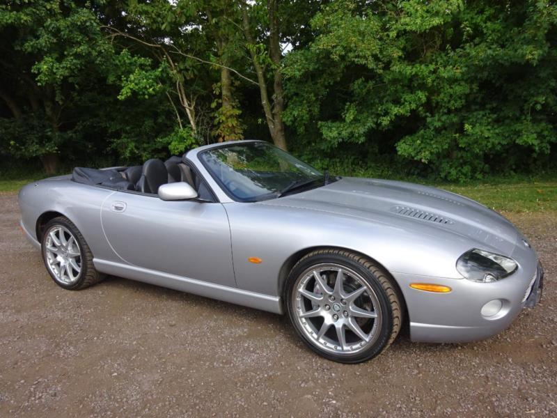 Jaguar XKR 4.2 2dr Convertible Supercharged