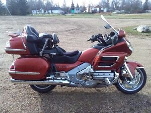 2007 Honda Goldwing all options, no airbag
