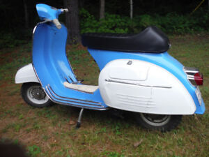 1966 vespa 150 super