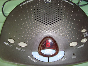 General Electric Digital Messaging System
