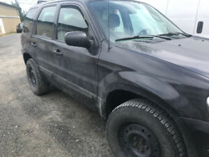 Ford escape 2006