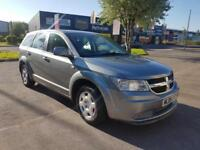 DODGE JOURNEY 2.0 SE CRDi DIESEL USA 7 SEATER 5 DOOR MANUAL 64000 MILES