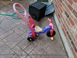 Fischer Price 3 in 1 Rock and Roll Trike