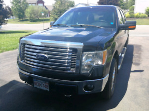 2011 Ford F150 – Crew Cab Posi Track - Look & Feels like new!!