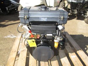 DIESEL ENGINE 25 HP V TWIN GREAT FOR SAWMILL/ EQUIPMENT OR WHY Prince George British Columbia image 8