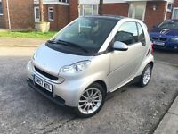 Smart Fortwo 1.0 Passion 2008, LEATHER HEATED SEATS, Serviced Last Week, 12 Month MOT, HPI Clear