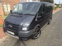 2010 transit sport 200 bhp very fast full Service history 2 owners