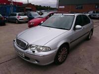 Rover 45 2.0TD Club 4 DOOR - 2004 04-REG - 7 MONTHS MOT