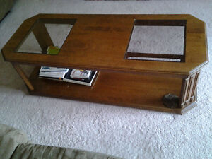 Coffee Table & Coner tables