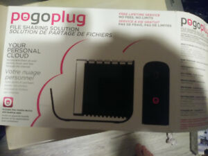 PogoPlug E02 File sharing solution without the cloud