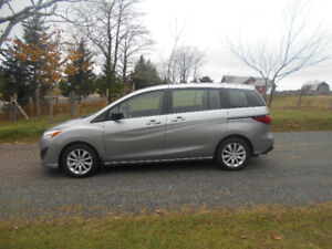 2012 Mazda 5  **Only 87936 klms-No Longer Available**