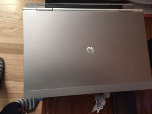 HP EliteBook 2570p usager