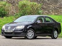 2010 Volkswagen Jetta 1.6 TDI CR S 4dr Saloon Diesel Manual
