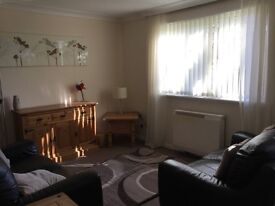 Modern 1 bed fully furnished flat in Bridge of Don