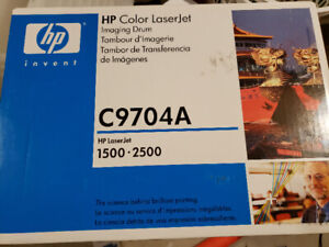 HP 121A Original LaserJet Imaging Drum (C9704A) New in Box