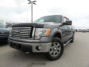 2010 Ford F-150 XLT 4WD 4.6L V8