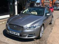 Jaguar XJ Series 3.0TD LWB auto 2012MY XJ Premium Luxury