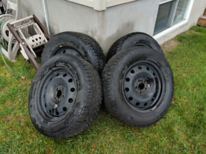 Jantes & Pneus Gislaved Nord Frost SUV 235/651R17