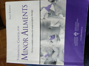 Therapeutic Choices for Minor Ailments, First Edition textbook