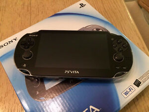 Sony PS Vita Console & Huge Games Lot