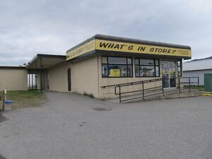 Commercial Building for Sale or Lease in Kitimat
